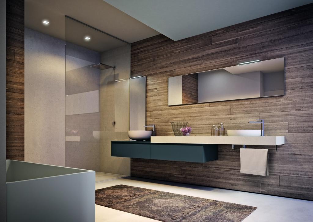 Koupelny ostrava obklady dla by wellness for Arredo minimal home