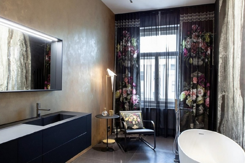 Luxusni koupelny Parizska