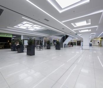 dlažba pro obchodní centra