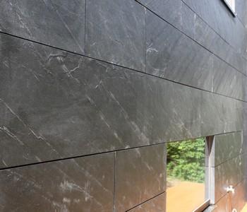 fasáda kamenná dýha