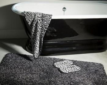 luxusní koupelnové předložky