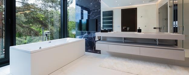 luxusní originalni koupelny